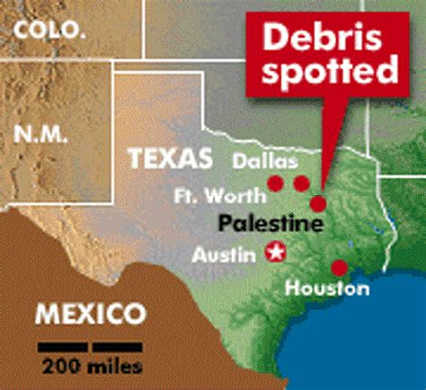 where is palestine texas on the map parablesblog a somber sign