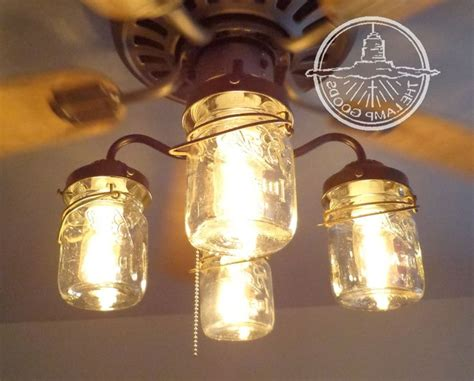 ceiling fan with jar lights best 25 rustic ceiling fans ideas on designer