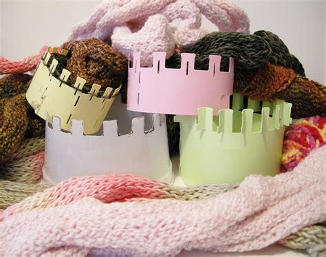 diy knitting loom etcetorize spool knitter