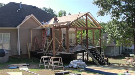 What Is A Covered Porch Called birmingham covered porch gallery home remodeling additions in hoover vestavia mountain
