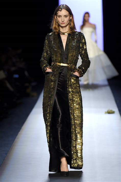 Fashion Week Jean Paul Gaultier Ss 08 Show by Jean Paul Gaultier Haute Couture Summer 2015