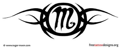 zodiac symbol and tribal scorpion 99 scorpion tattoos scorpio designs