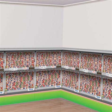 setters room rolls stadium setter room roll 12m w x 1 2m h partyrama co uk