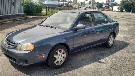 2002 Kia Spectra For Sale by 2002 Kia Spectra For Sale 99 Used Cars From 845