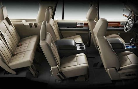 lincoln navigator interior 2016 2016 lincoln navigator exterior and interior colors