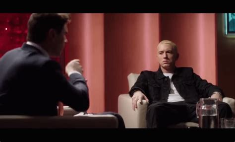is eminem i m the interview film eminem admits to being gay in sony s the interview