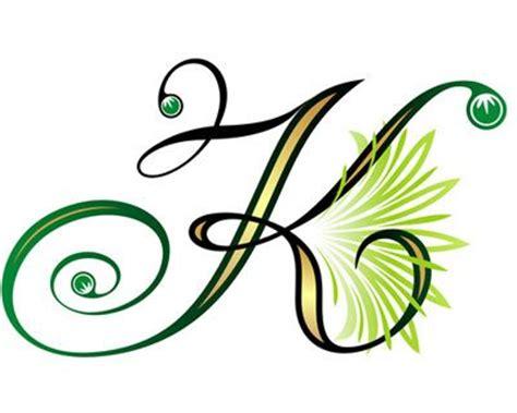 k r design letter k different fonts search k