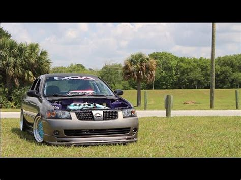 nissan sentra 2004 modified modified 2004 nissan sentra review youtube