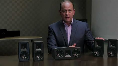 klipsch quintet home theater system