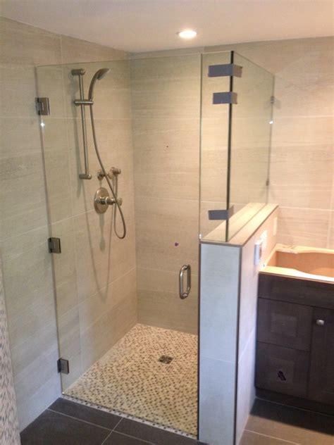framed glass showers vancouver glass north vancouver glass shower enclosures frameless tempered framed enclosures