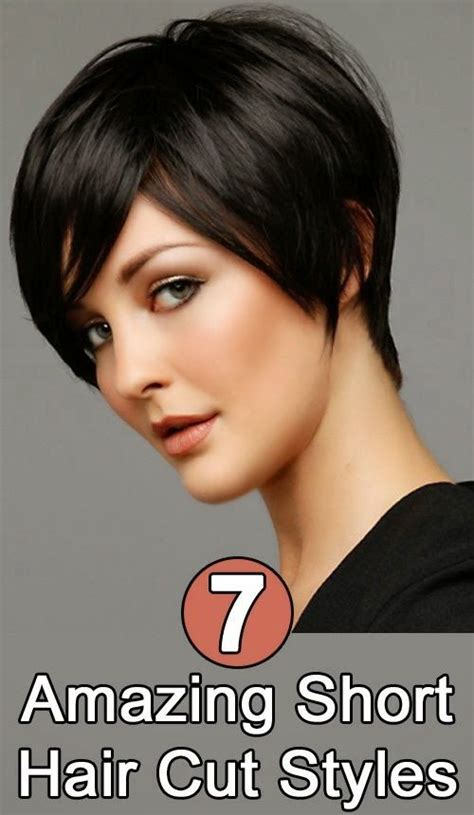 7 amazing short cut hair styles fashion living etc