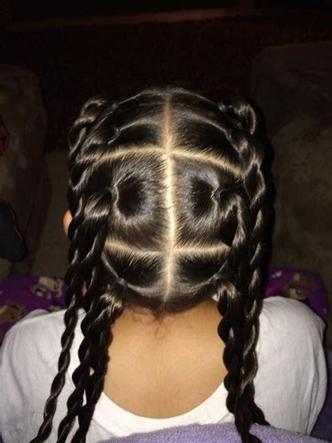 cute braids    natural  braids hairstyles