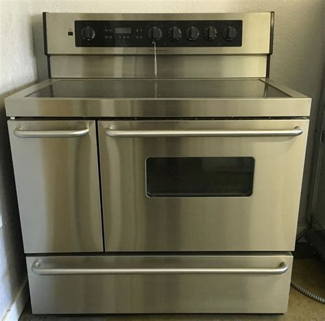 40 inch electric range used appliances store in grants pass