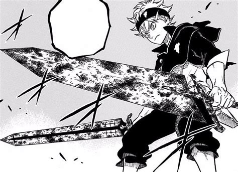black clover asta anti magic weapon black clover wiki fandom powered by