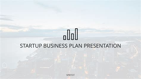 Startup Business Plan Powerpoint Presenation Template By Business Startup Presentation Ppt