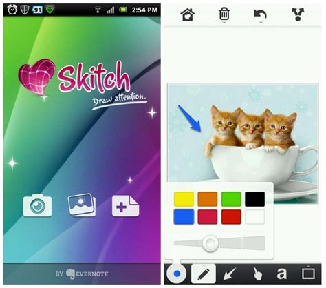 skitch for android skitch for android capture annotate and images