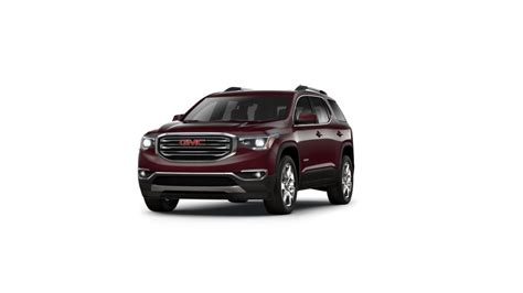 2018 Gmc Acadia by 2018 Gmc Acadia Colors Gm Authority
