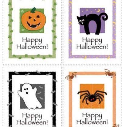 printable halloween postcards free printable halloween cards