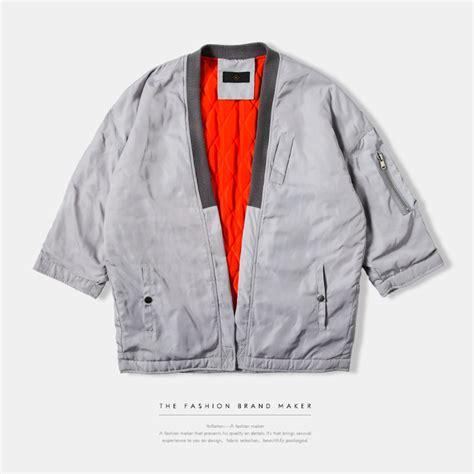 Japan Style Blazer 1 inflation outwear jackets fashion jacket cool mens kimono japanese clothes streetwear casual