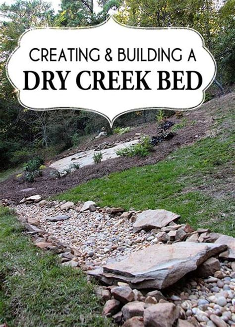 how to build a dry creek bed 50 super easy dry creek landscaping ideas you can make