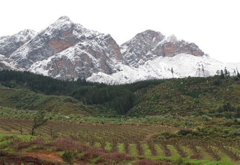 snow in south south africa hit with hard start to winter musings from