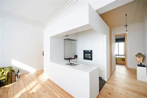 dividere cucina e soggiorno separare la cucina dal soggiorno arredamento casa come