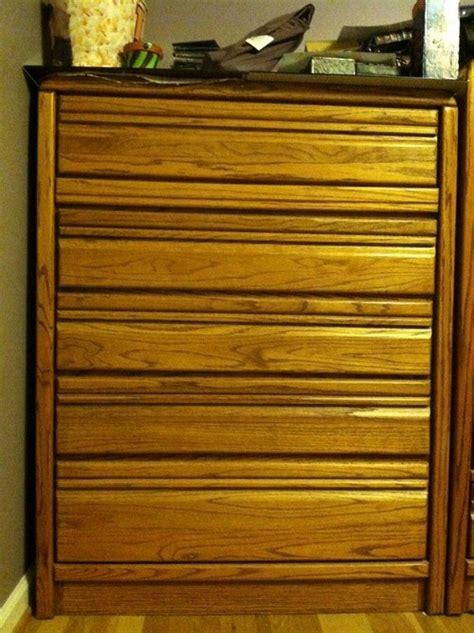 no dresser in bedroom no room for dresser in bedroom refresh 1990 s oak dresser