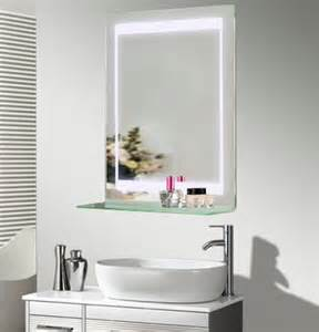 Bathroom Mirror Storage Lighting Bathroom Mirror With Storage Function