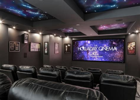 Home Theater Hvn modern chateau style custom home design home bunch interior design ideas