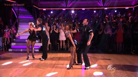 opening group number dwts  week  youtube