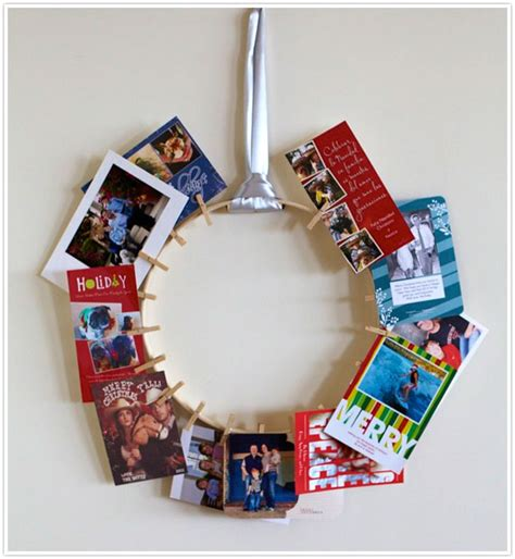 how to make a card wreath diy ring around the wreath camille styles