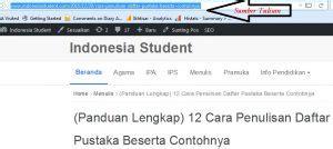penulisan daftar pustaka farmakope indonesia 5 cara penulisan daftar pustaka dari internet beserta