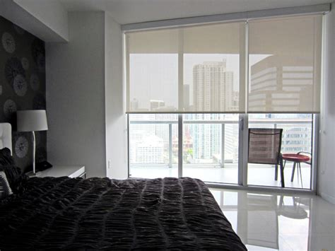 modern sheer window treatments modern bedroom miami by maria j window treatments and icon brickell window shades modern bedroom miami by shades by design