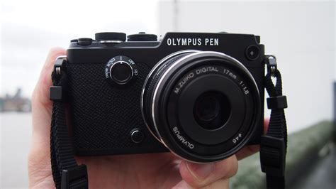 olympus reviews olympus pen f review on with csc retro stunner