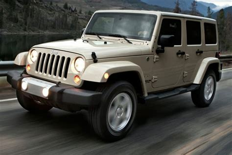 Jeep Wrangler Pricing 2014 Jeep Wrangler Unlimited Reviews Specs And Prices