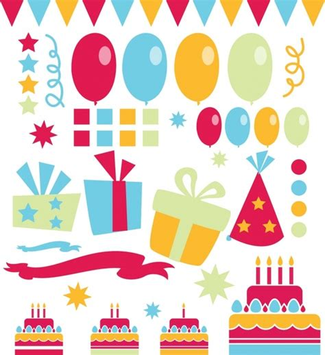 happy birthday notes design vector free vector graphic birthday design element free vector in adobe illustrator