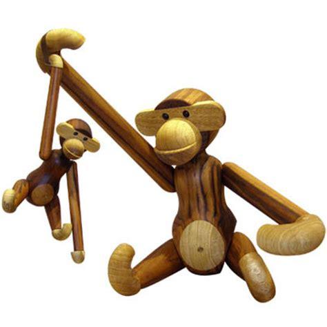 Kay Bojesen: Large Wooden Monkey: NOVA68.com
