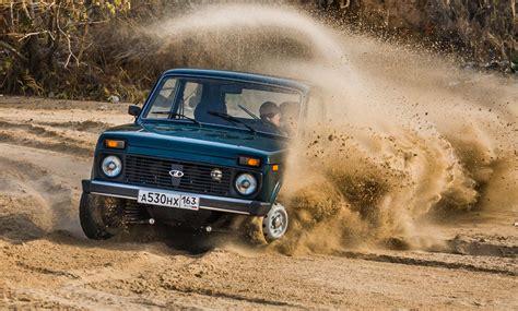lada con foto el lada 4x4 celebra su 40 aniversario cosas de coches