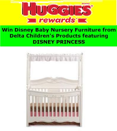 Huggies Sweepstakes Winners - huggies win 1 of 4 prize packs from from delta children giveawayus com