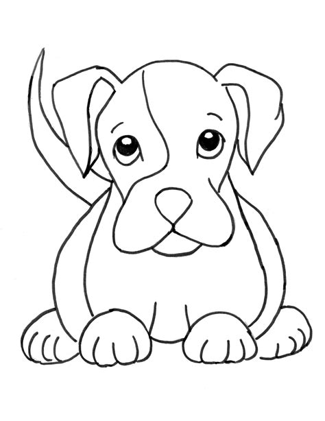 free printable coloring pages of boxer dogs boxer coloring page bell