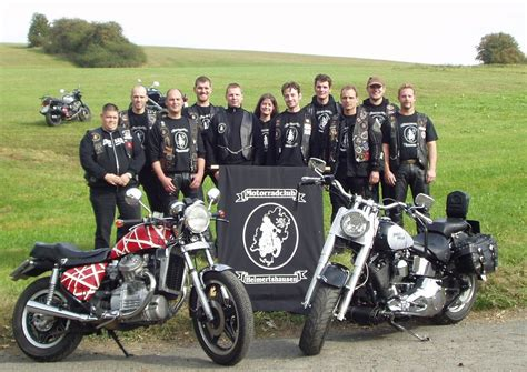 Motorrad Club Namen by Mc Heimertshausen