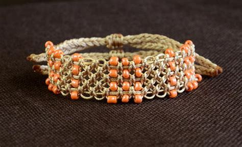 29 easy breezy hemp bracelet patterns