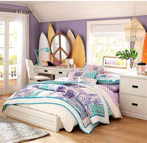 surf theme bedroom 50 beach decor ideas for teen bedroom 43 pinarchitecture com