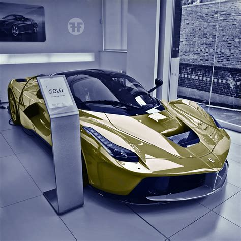 golden laferrari laferrari gold pixshark com images