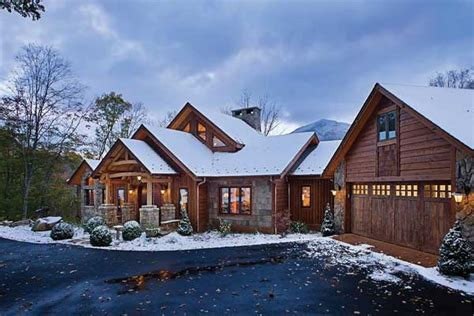 living with nature in a carolina timber frame home