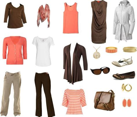 for capsule wardrobe and travel capsule on