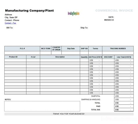 17 best ideas about invoice template on pinterest