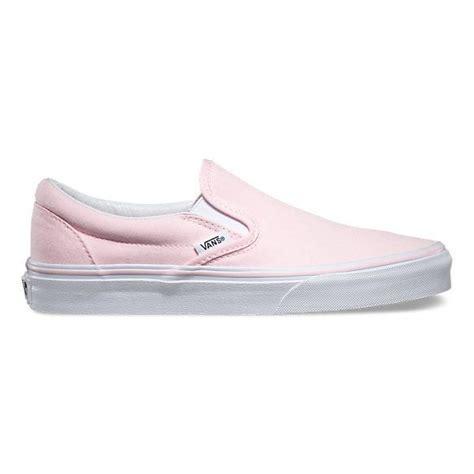 light blue and pink vans best 25 vans slip on ideas on