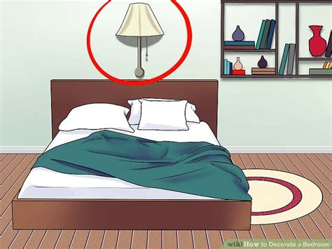 Steps To Decorating A Bedroom by How To Decorate A Bedroom With Pictures Wikihow
