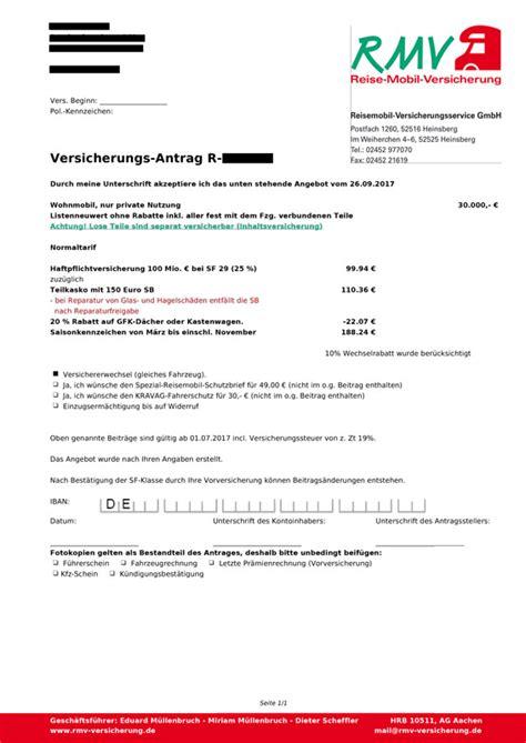 Kfz Versicherung Vergleich H Kennzeichen by Hobby 600 Ein Wohnmobil Ist Kult Welche Versicherung